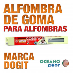 DOGIT ALFOMBRA DE GOMA  Para Alfombra