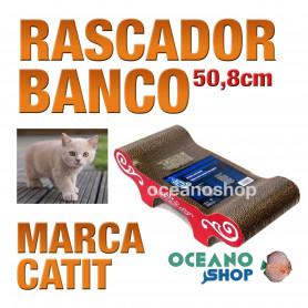 CATIT STYLE RASCADOR BANCO 50,8 cm