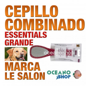 LE SALON ESSENTIALS CEPILLO  COMBINADO Gde.