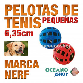 TPR FLOAT PELOTA TENNIS 6,35cm