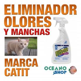 CATIT BUST-IT 710 ml Spray (Elimina Olores)
