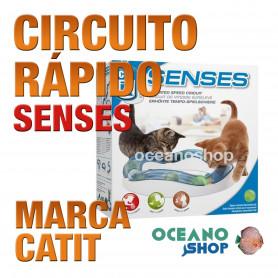 CATIT SENSES CIRCUITO RAPIDO ILUMINADO