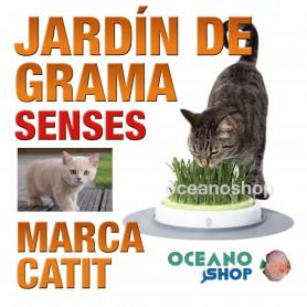 CATIT SENSES JARDIN DE GRAMA