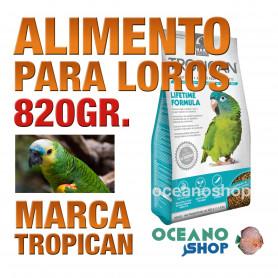 TROPICANPARALOROS820g