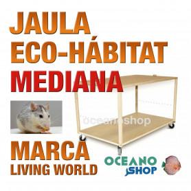 L.W GREEN ECO-HABITAT (Jaula)Med