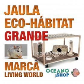 L.W GREEN ECO-HABITAT (Jaula)Gde