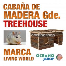 L.W. TREEHAUSE CABAÑA  GDE