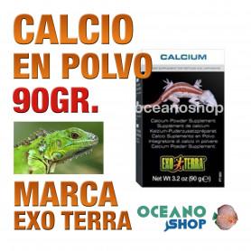 EXOTERRACALCIO EN POLVO 90g