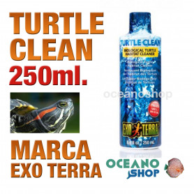 EXOTERRA  TURTLE CLEAN - 250 ml