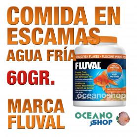 Comida en Escamas para Peces de Agua Fría FLUVAL - 60g / 325ml