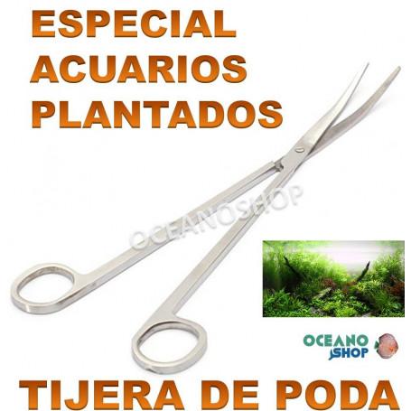 Tijeras de poda 25,5cm acuarios plantados