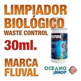 Limpiador Biológico Fluval (Waste Control) - 30ml