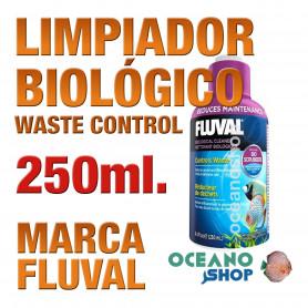 Limpiador Biológico Fluval (Waste Control) - 250ml