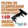 Filtros UV Clarificador Power Clear LAGUNA - 14 w