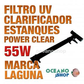 Filtros UV Clarificador Power Clear LAGUNA - 55w