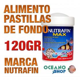 Alimento Pastillas de Fondo NUTRAFIN - 120 gr