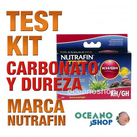 Kit Test Carbonato y Dureza Nutrafin