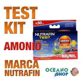 Kit Test Amonio Nutrafin