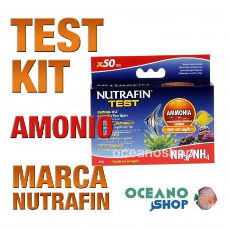 Kit Test Amonio Nutrafin