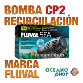 Bombas Recirculación Fluval Sea - CP2