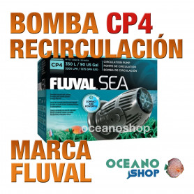 Bombas Recirculación Fluval Sea - CP4