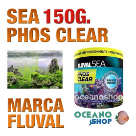 PHOS CLEAR 150g FLUVAL SEA