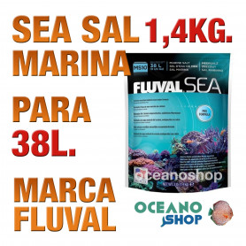 SAL MARINA FLUVAL SEA - 1,4kg - 38l