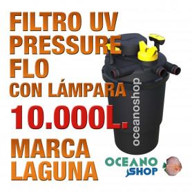 FILTRO PRESSURE FLO UV LAGUNA - 10000lts