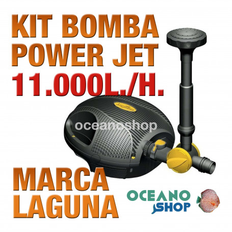 Bomba Power Jet Sumergible LAGUNA - 11000 l/h