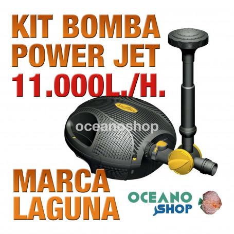 Bomba Power Jet Sumergible LAGUNA - 11000 l/h
