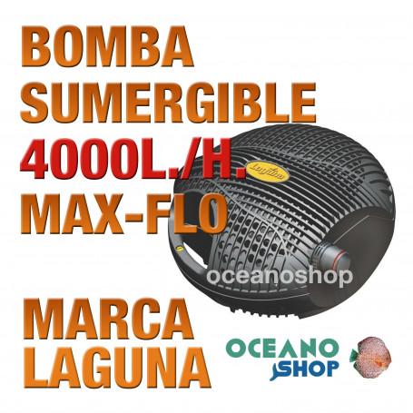 BOMBA MAX FLO SUMERGIBLE LAGUNA - 4000 l/h