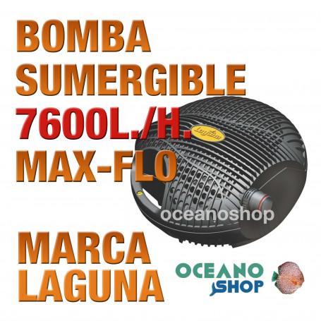 BOMBA MAX FLO SUMERGIBLE LAGUNA - 7600 l/h