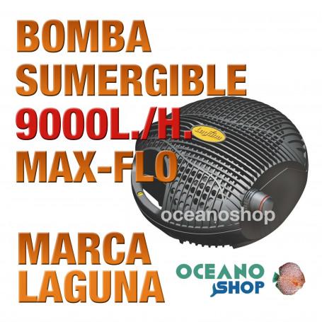 BOMBA MAX FLO SUMERGIBLE LAGUNA - 9000 l/h