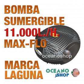 BOMBA MAX FLO SUMERGIBLE LAGUNA - 11000 l/h
