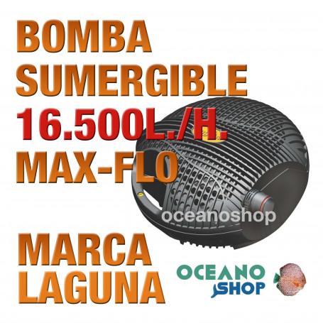 BOMBA MAX FLO SUMERGIBLE LAGUNA - 16500 l/h