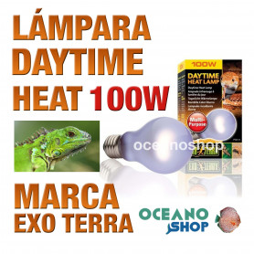 lámpara-reptiles-daytime-heat-100w-exo-terra