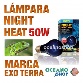 lámpara-reptiles-night-heat-50w-exo-terra