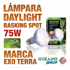 lámpara-reptiles-daylight-basking-spot-75w-exo-terra