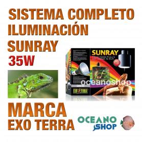 sistema-completo-de-iluminación-reptiles-sunray-35w-exo-terra