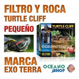 filtro-y-roca-para-tortugas-turtle-cliff-pequeño-exo-terra