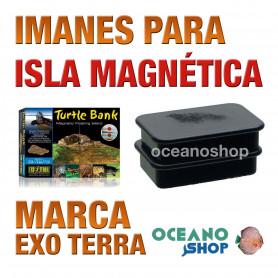 imanes-para-isla-flotante-mágnetica-montículo-tortugas-exo-terra