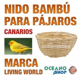 nido-para-pájaro-canario-bambú-11x55cm-living-world