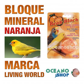 bloque-mineral-naranja-para-pájaros-living-world