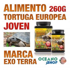 alimento-para-tortuga-europea-mediterránea-y-terrestre-joven-260g-exo-terra