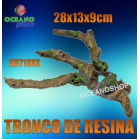 tronco resina acuario madera ica kr718XS
