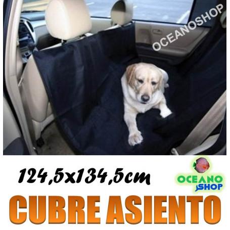 cubre asiento coche perro limpio mascota limpieza higiene viaje transportar perro animal