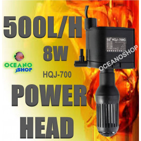 cabeza poder power head sunsun hqj700 bomba 500lh acuario