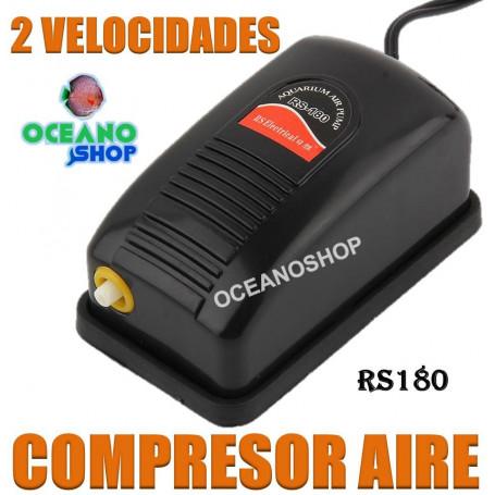 rs 180 compresor aire aireador acuario barato 1 salida