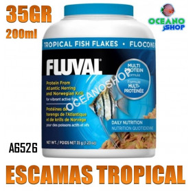 a6526 escamas tropical fluval 35g 200ml