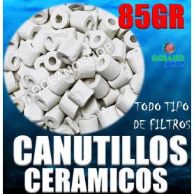 canutillos ceramicos ceramica bacterias filtro acuario pecera filtracion 85gr